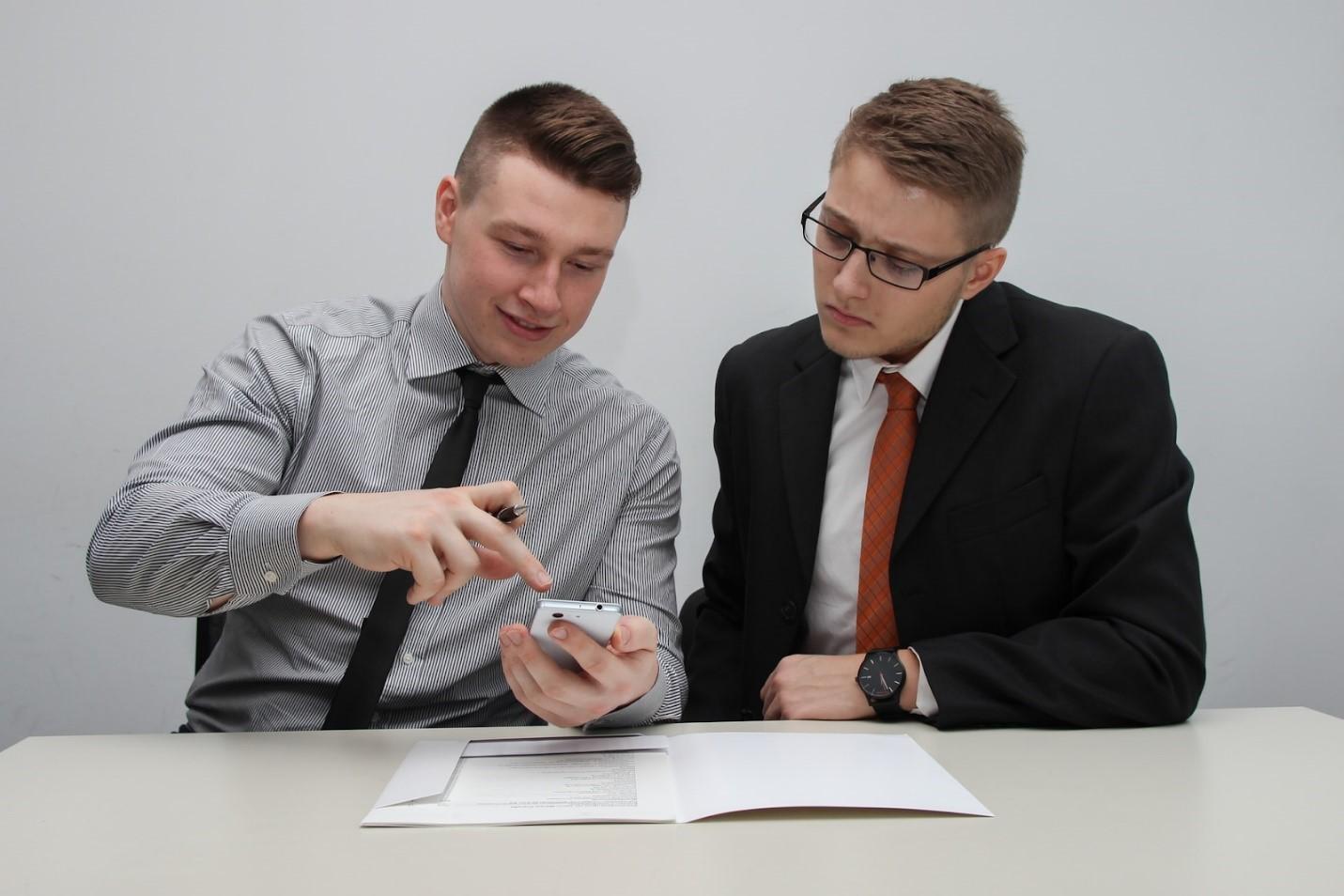 Examining a cash flow statement with ZarMoney