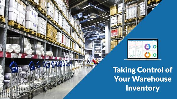 Taking Control Of Your Warehouse Inventory with ZarMoney