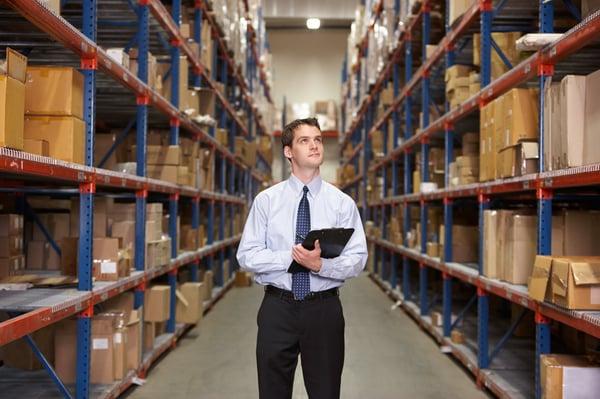 Warehouse management system ZarMoney
